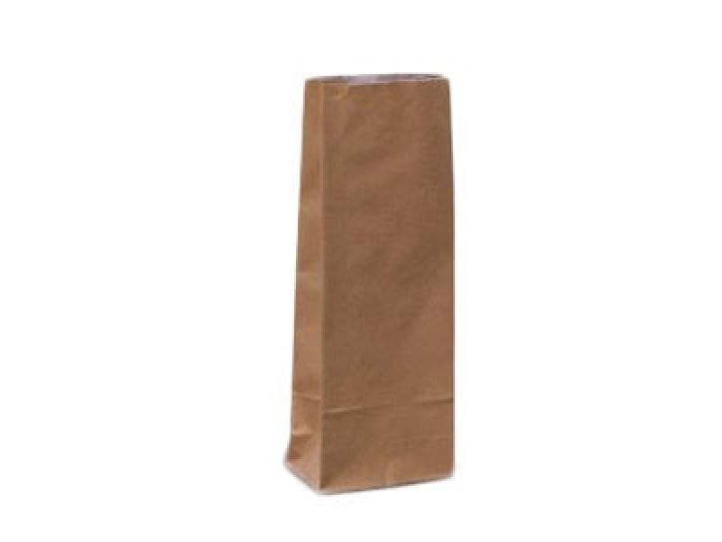 Пакет из комбинированного материала - крафт р-р 180*90*270  250 гр.