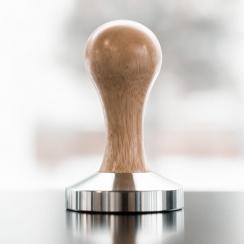 Темпер с деревянной ручкой 58мм